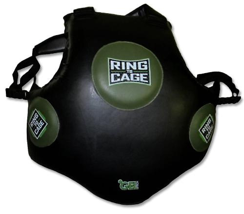Ring To Cage GelTech Body Protector
